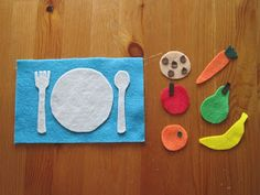 Cute little felt activities