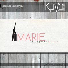 Premade Makeup Artist Logo & Watermark