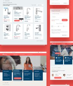 Desivero is a digital platform which offers plumbing and bathroom furniture products and services. It's an e-commerce platform where people can get assistance on products, like installation of products bought on the website, maintenance and repair. It's a…