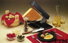 Swiss Raclette.