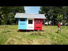 DIY shed plans | Pin-Up Houses