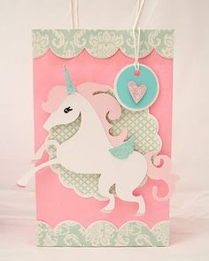 cricut once upon a princess projects | the unicorn is again from the once upon a princess
