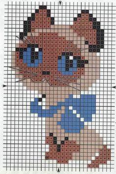 Just Cross Stitch Patterns Just Cross Stitch, Simple Cross Stitch, Cross Stitch Baby, Cross Stitch Animals, Cross Stitch Charts, Funny Cross Stitch Patterns, Cross Stitch Designs, Mittens Pattern, Cat Pattern