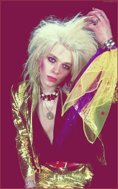 Sexytimes Sunday loves Michael Monroe, as...