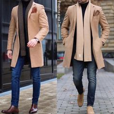 Winter Outfits Men, Stylish Mens Outfits, Casual Outfits, Mens Fashion Suits, Mens Suits, Business Casual Men, Men Casual, Formal Men Outfit, Shirt Tucked In