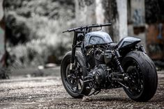 Harley-Davidson Forty-Eight 'Hooligan Tactics' by Rough Crafts