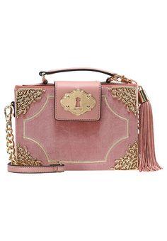 ALDO ZOSIMO - Across body bag - light pink for £59.99 (25/09/17) with free delivery at Zalando