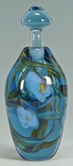Perfume Bottle by Richard Jolley