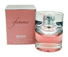 Hugo Boss Boss Femme dames parfum