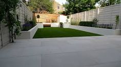 Modern garden design contemporary garden design by based gar London Garden, Modern Garden Design, Garden Design London, Patio Design, Garden Wall, White Gardens, Garden Design, Front Garden Design
