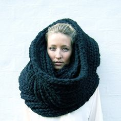 8 feet of merino wool luxury.