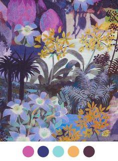 LIBERTY via KATJA OLLENDORFF | Color Collective