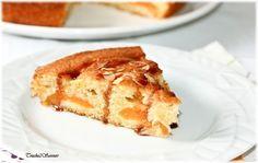 Recette de Gâteau abricot amande : la recette facile