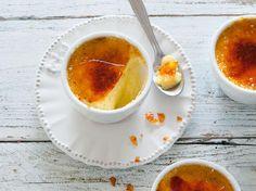Low Carb Diätplan: Rezept für Salted Crème Brulée
