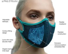 Flower of Life Air Pollution Face-mask Sacred Geometry Aria Style, Pocket Pattern, Practical Gifts, Air Pollution, Life Design, Flower Of Life, Christen, Go Shopping, Kylie Jenner