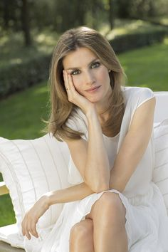 Princess Letizia of Spain Charismatic Fashionista
