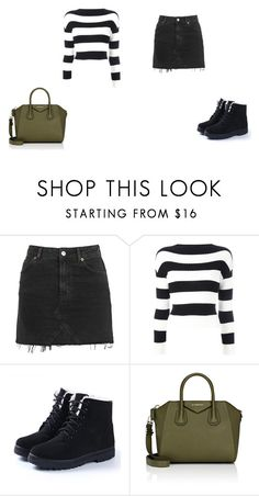 """Last Nite"" by lilymadoxx on Polyvore featuring Topshop, Boutique Moschino and Givenchy"
