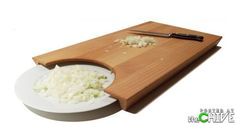 The perfect cutting board