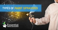 here's a variety of powered paint sprayers available – it can be a little confusing to know which is the best for your particular job. So, with no further ado, we'll help you decide which paint sprayer is right for you and the perfect applicator for your specific situation.