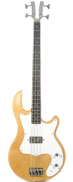 KRAMER 250B Bass Natural 1977 | Chicago Music Exchange