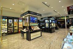 Sevil shop by Yaman Kurt Interior Design & CEVIZOGLU MAGAZACILIK, Turkey » Retail Design Blog