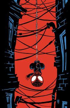 SPIDER-MAN #1 - pg. 7 of 7