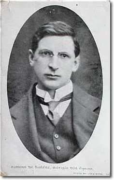 Eamon de Valera Easter Rising, Michael Collins, Irish Pride, Irish Celtic, Irish Dance, World War I, Archaeology, Ireland, The Past
