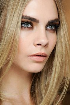 Makeup #cara #makeup #fashion
