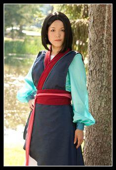 Mulan Costume