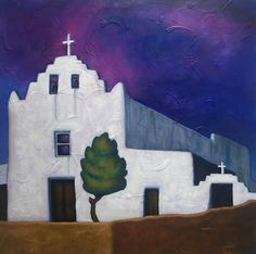 San Miguel Mission, Arte Popular, Cozy Mysteries, Geronimo, Mexican Art, Oil On Canvas, Mosaic, Abstract Art, Bobby