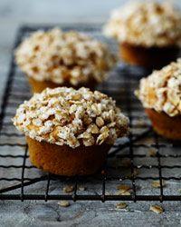 Pumpkin Muffins with Oats and Orange Marmalade   Food & Wine