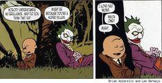 Calvin and Hobbes Mashups
