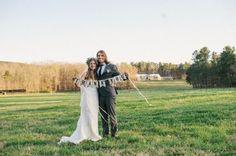 Inspiration for a vintage farm wedding at The Farm Rome GA - Rustic Wedding Chic