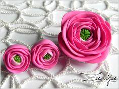 "Set ""Ranunculus roz"" (30 LEI la Zubiju.breslo.ro)"