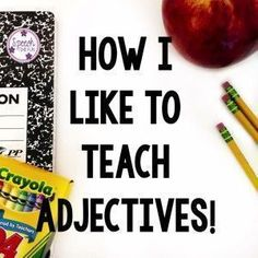 How I Like To Teach