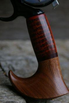 Custom Butcher grip