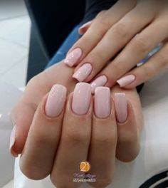 Manicure And Pedicure, Gel Nails, Acrylic Nails, Nail Polish, Acrylic Nail Designs, Nail Art Designs, Cute Nails, Pretty Nails, Milky Nails