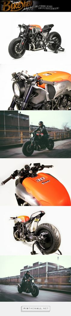 JvB Moto VMax Infrared - the Bike Shed http://thebikeshed.cc/2015/02/13/jvb-moto-vmax-infrared/... - a grouped images picture - Pin Them All