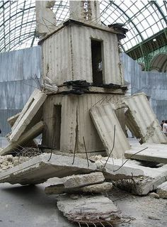 Anselm Kiefer- is a bewildering artist to get to grips with. The word that comes… Anselm Kiefer, Neo Expressionism, Statues, Installation Art, Art Installations, Land Art, Art Plastique, Graphic Design Illustration, Les Oeuvres