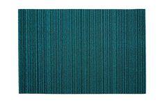 Chilewich Skinny Stripe Shag Floor Mat - Design Within Reach