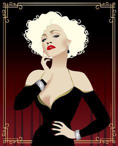 Madonna Breathless Mahoney Dick Tracy
