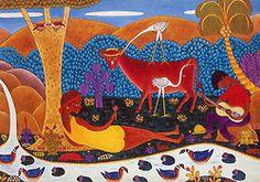 The Art of Haiti - Seymour Etienne Botex Haitian Art, December 25, Kids Rugs, Culture, Artist, Painting, Kid Friendly Rugs, Artists, Painting Art