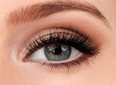 LuLu*s How-To: Golden Smokey Eyeshadow Tutorial