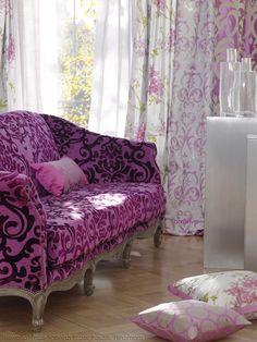 """Kavana"" from Spanish fabric house, Alhambra"