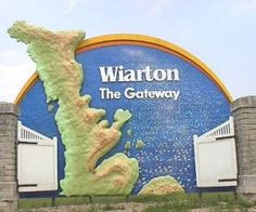 Wiarton, Ontario-This is where my grandparents lived.