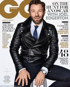 8fdbbb37d7503 Joel Edgerton reveals why he prefers taking on more interesting roles