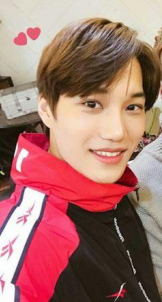 His smile is my weakness bruh like omg Is nini Baekhyun Chanyeol, Exo Kai, K Pop, Luhan And Kris, Billy Elliot, Kim Jong Dae, Exo Korean, Kim Minseok, Kaisoo