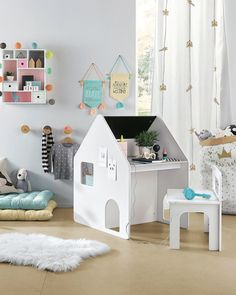 Most Popular Study Table Designs and Children's Chairs Today Kids Bedroom Furniture, Retro Furniture, Sofa Furniture, Furniture Buyers, Study Table Designs, Study Room Design, Recycled Furniture, Kids Room, Room Decor