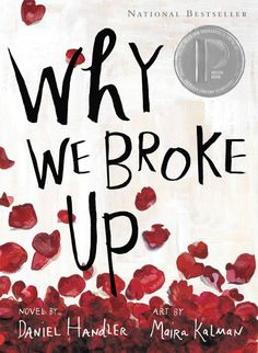 Book Review: Why We Broke Up by Daniel Handler