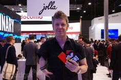From The Captain's Bridge: We Could not have done it without you. - Marc Dillon #Jolla #SailfishOS